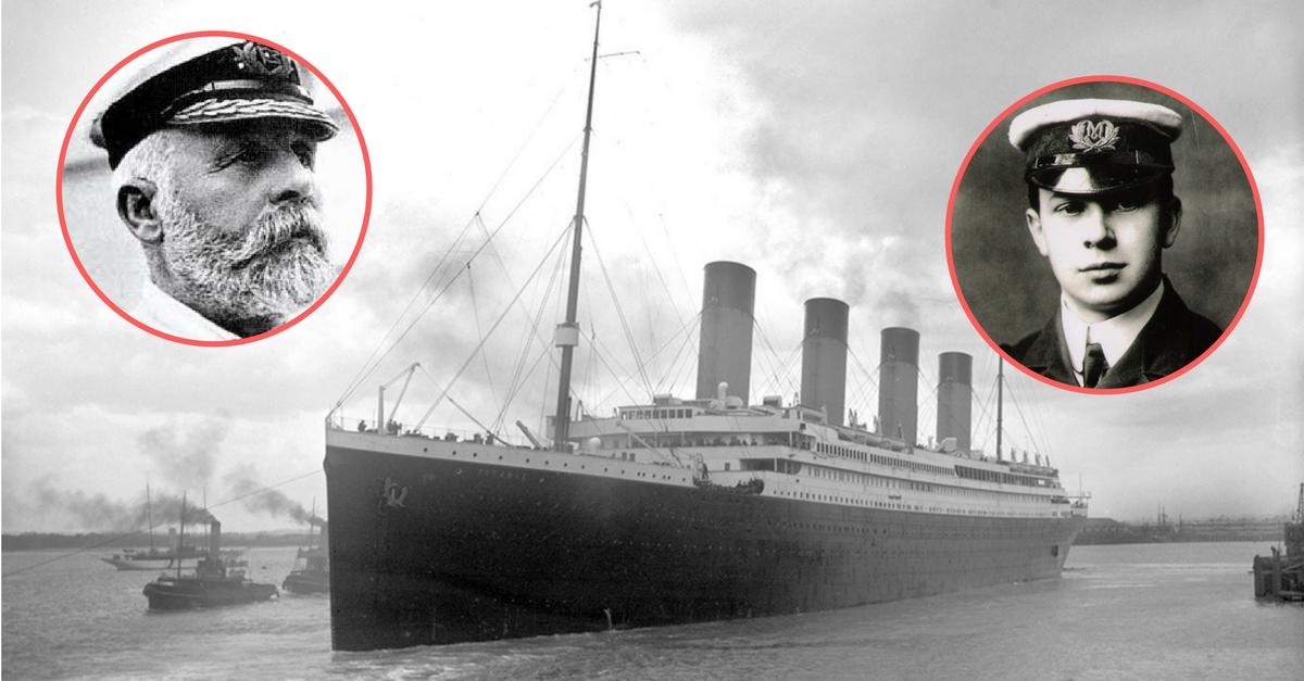 Potopení Titanicu