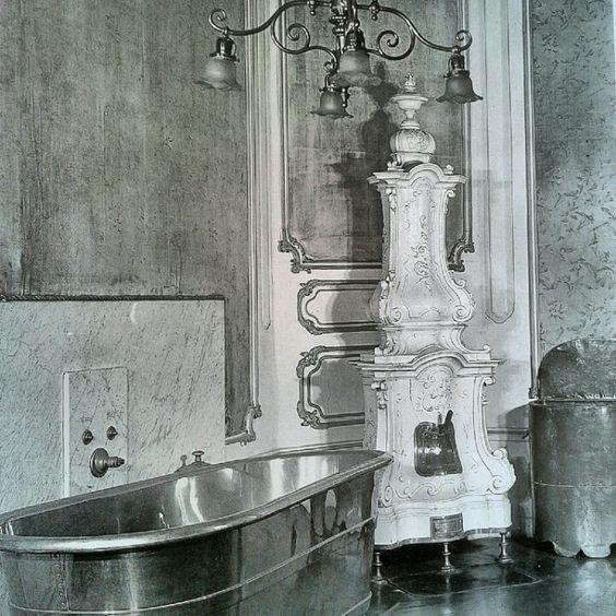 Sisiina vysněná koupelna