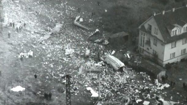 Letecká nehoda Suchdol