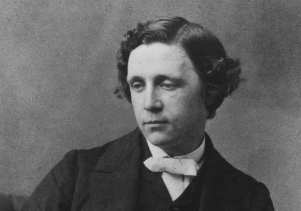 Lewis Carroll, autor pohádky Alenka v říši divů