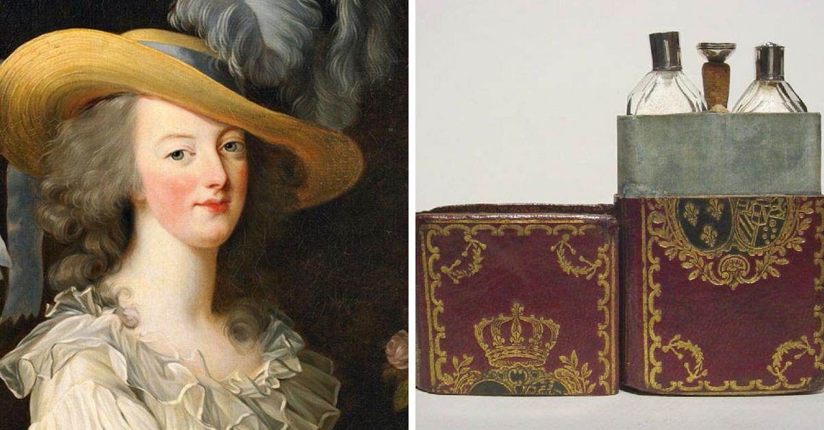 8 kosmetických tejemství Marie Antoinetty