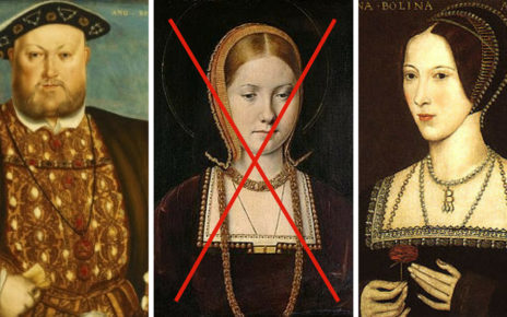 Jindřich VIII., Kateřina Aragonská, Anna Boleynová
