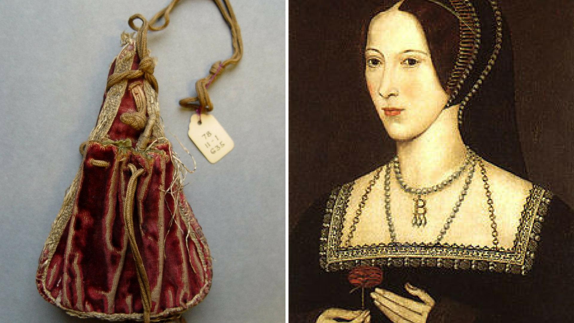 Měšec Anny Boleynové