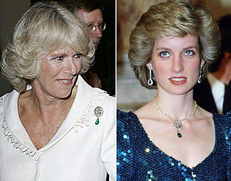 Diana a Camilla