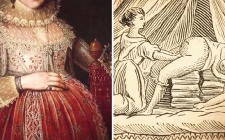 Porody za dob Tudorovců