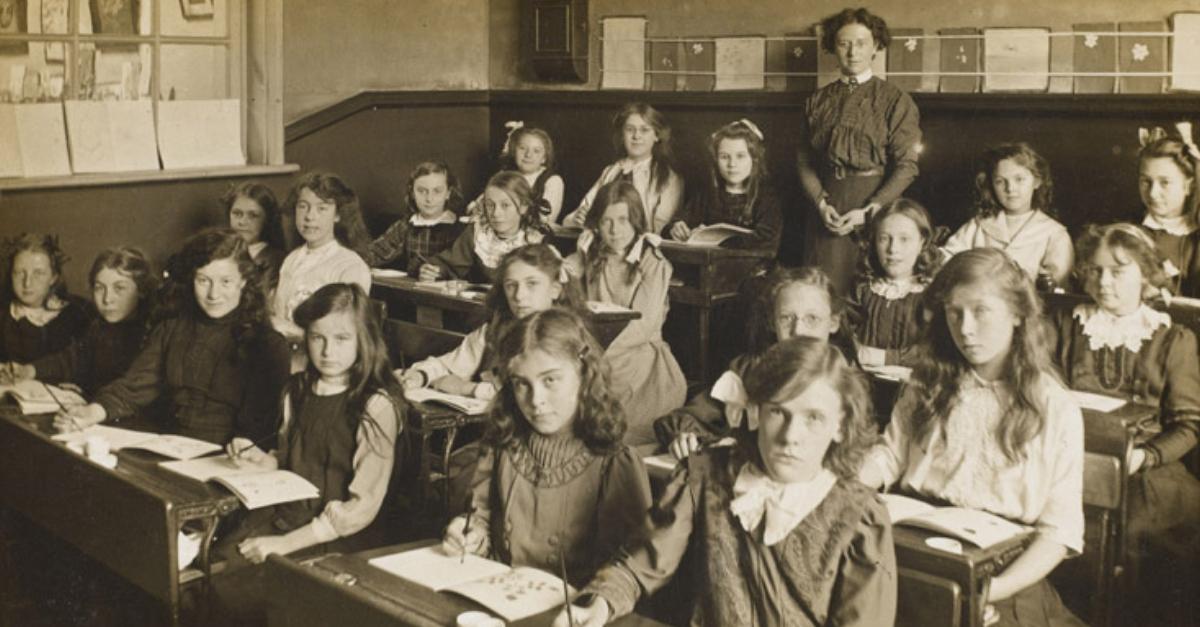 viktoriánské děti