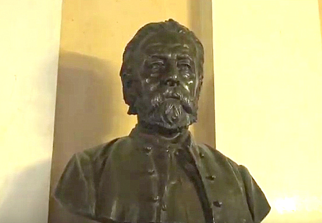 Bedřich Smetana - busta