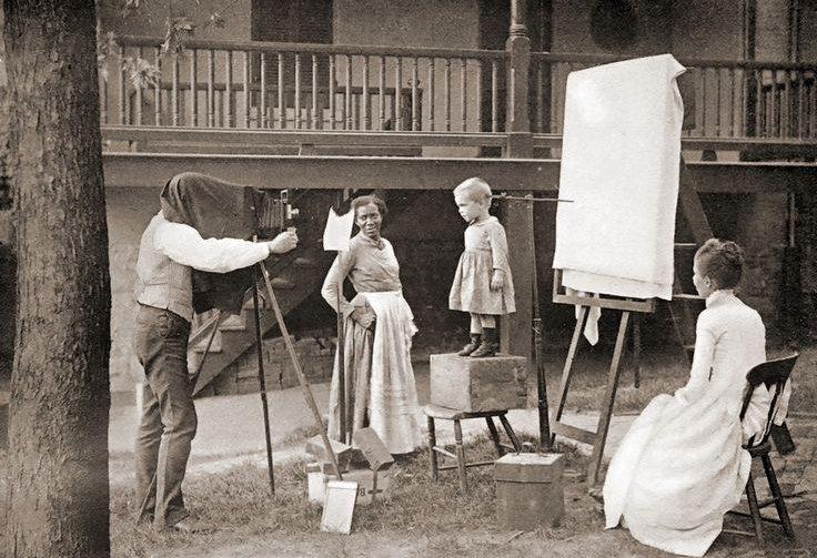 fotografie viktoriánské éry