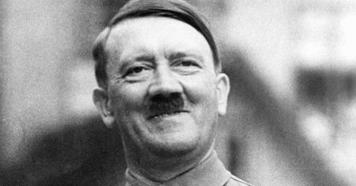 Hitler - zajímavosti