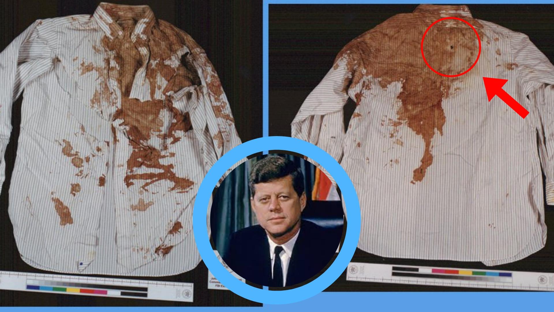 košile JFK