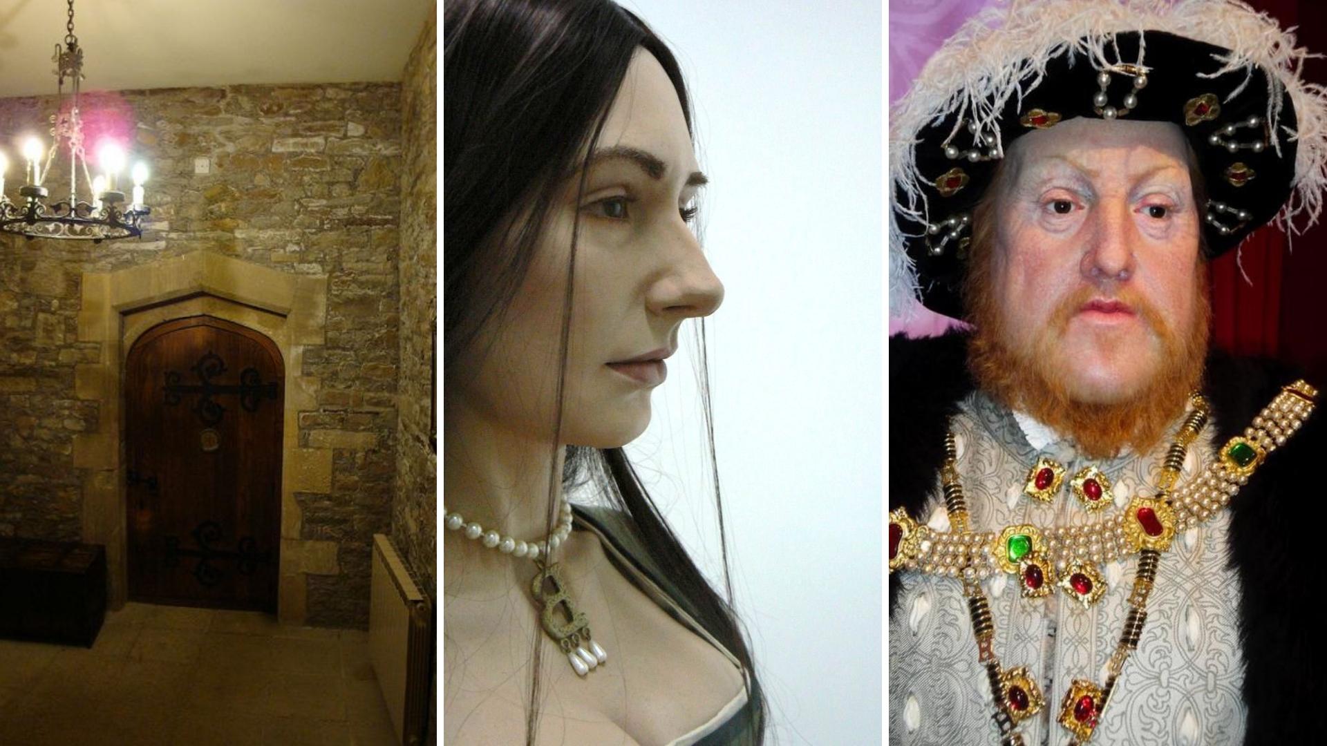 Jindřich VIII. a Anna Boleynová