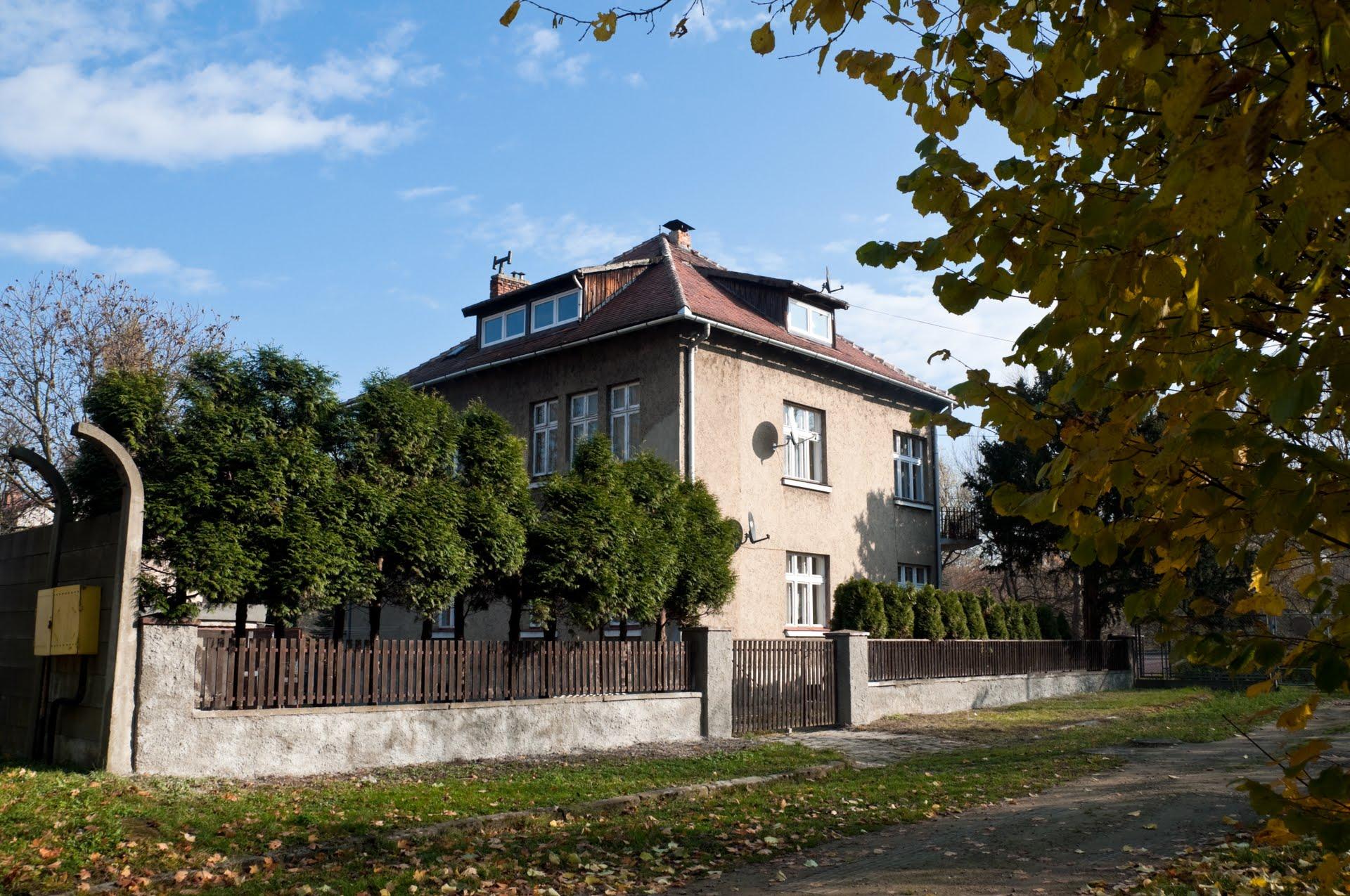 dům rudolfa hösse