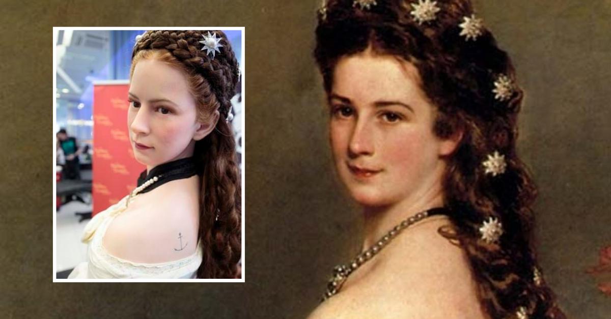 Císařovna Sisi a její tetování