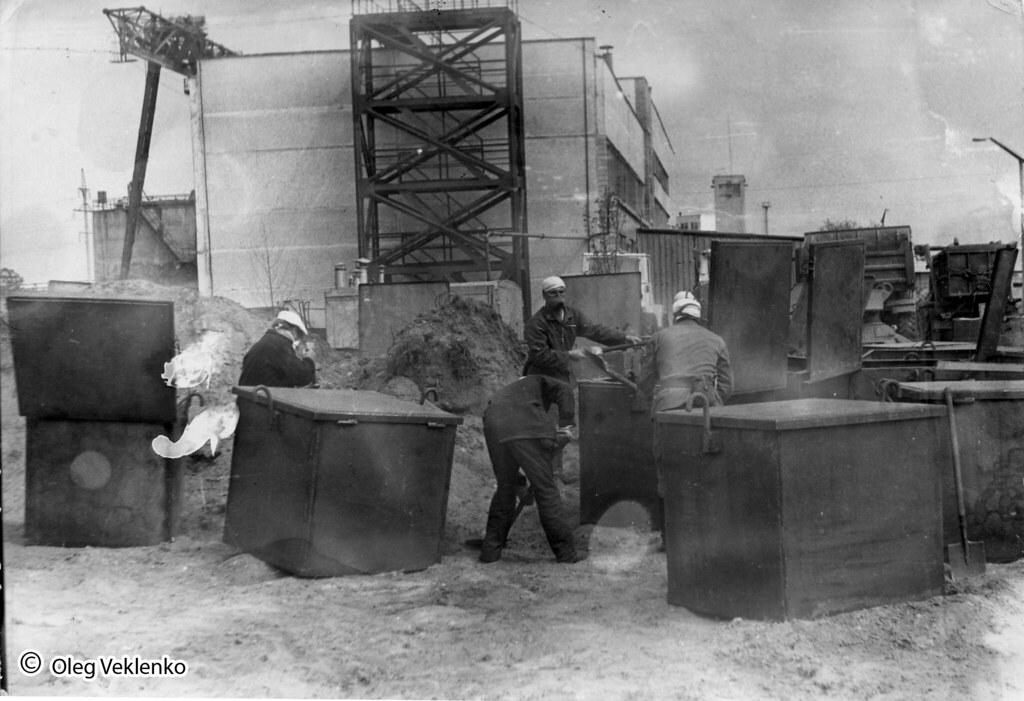 likvidátoři černobyl