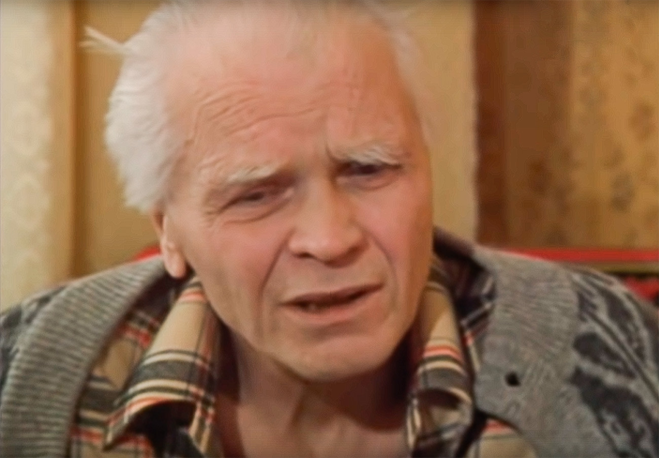Anatolij Djatlov poskytl v roce 1994 poslední rozhovor.