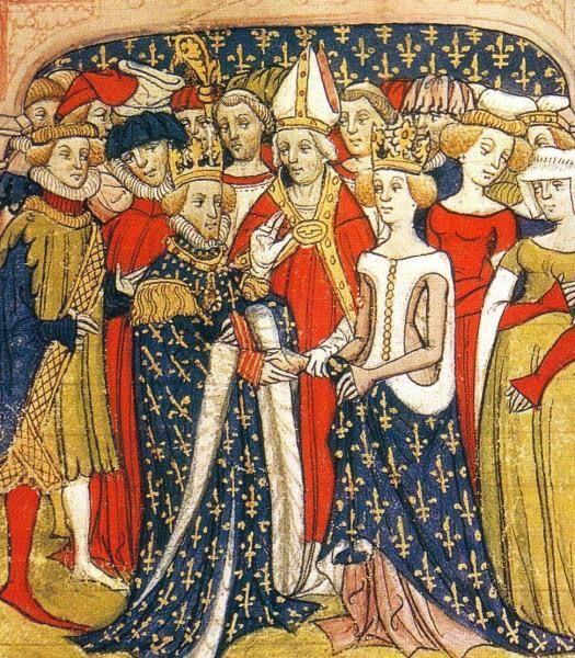 středověká svatba