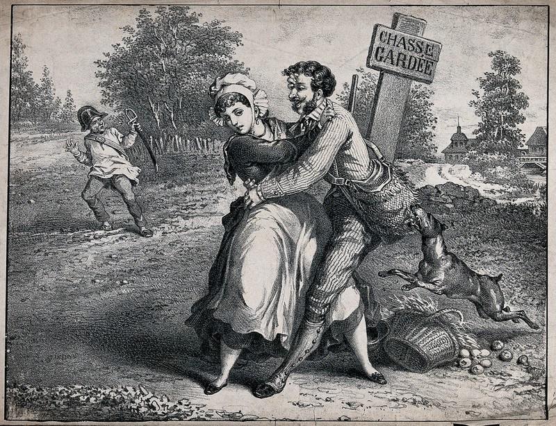 Znásilnění v 18.století