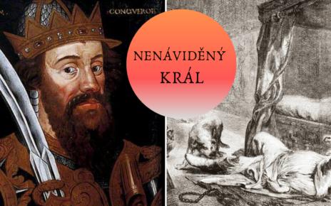 Vilém Dobyvatel a jeho smrt